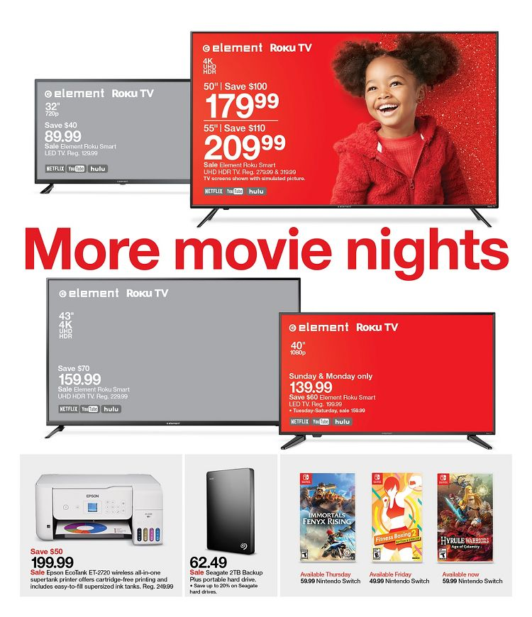 Target Cyber Monday 2020 Page 23