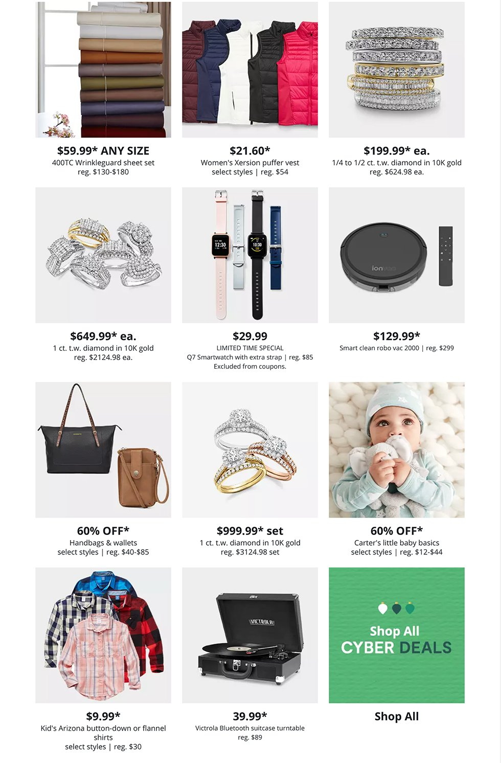 JCPenney Cyber Monday 2020 Page 2