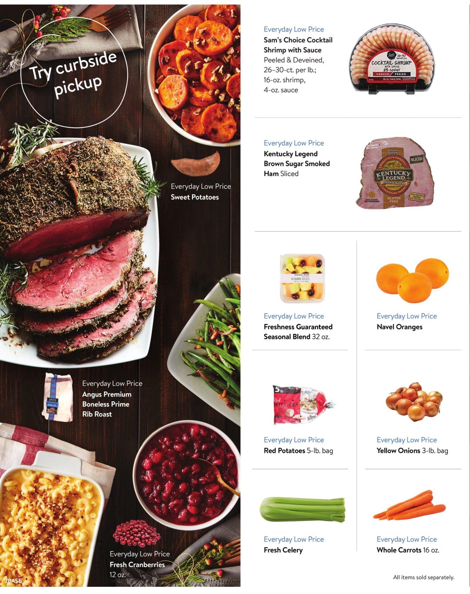 Walmart Weekly December 1 - 24, 2020 Page 2
