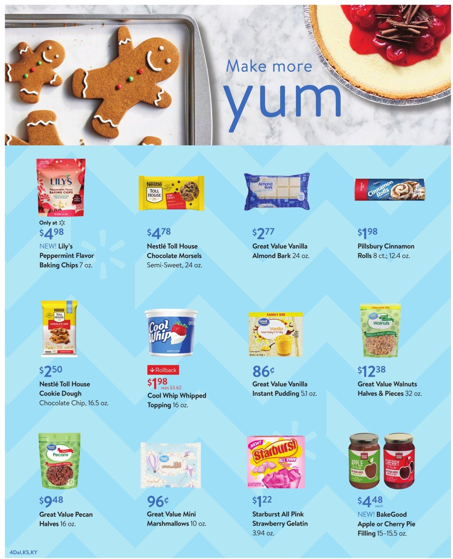 Walmart Weekly December 1 - 24, 2020 Page 4