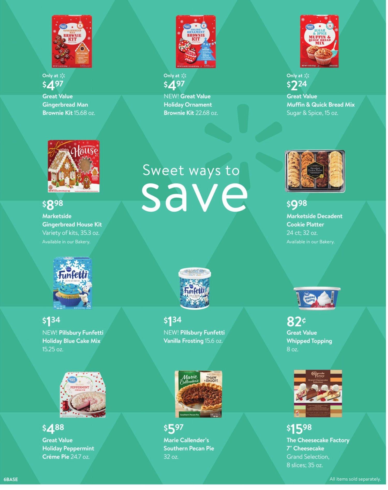 Walmart Weekly December 1 - 24, 2020 Page 6