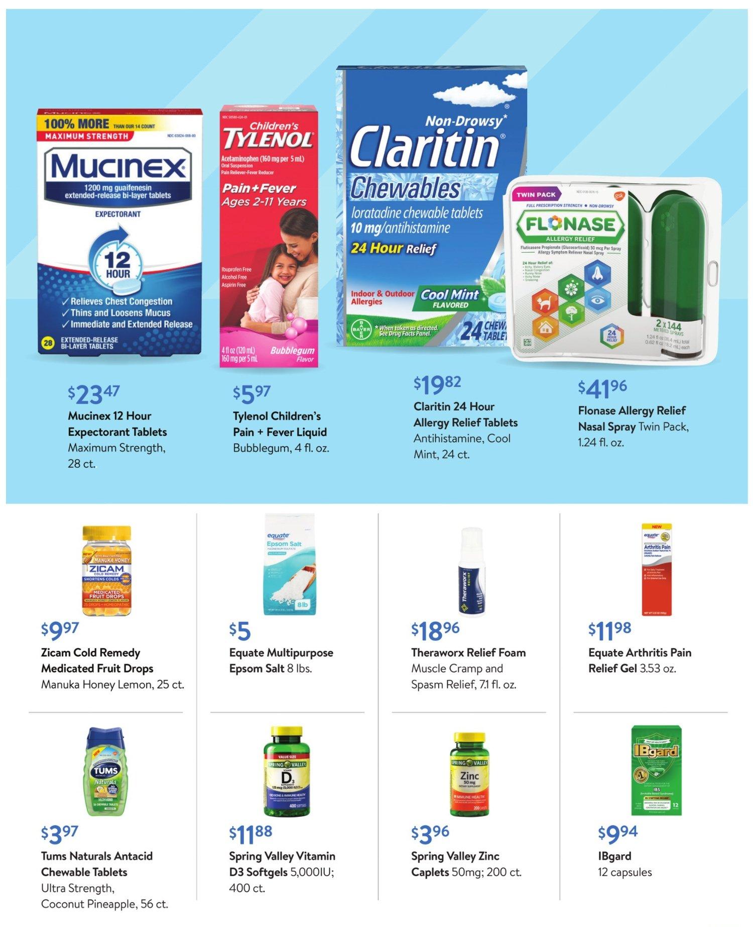 Walmart Weekly December 1 - 24, 2020 Page 11