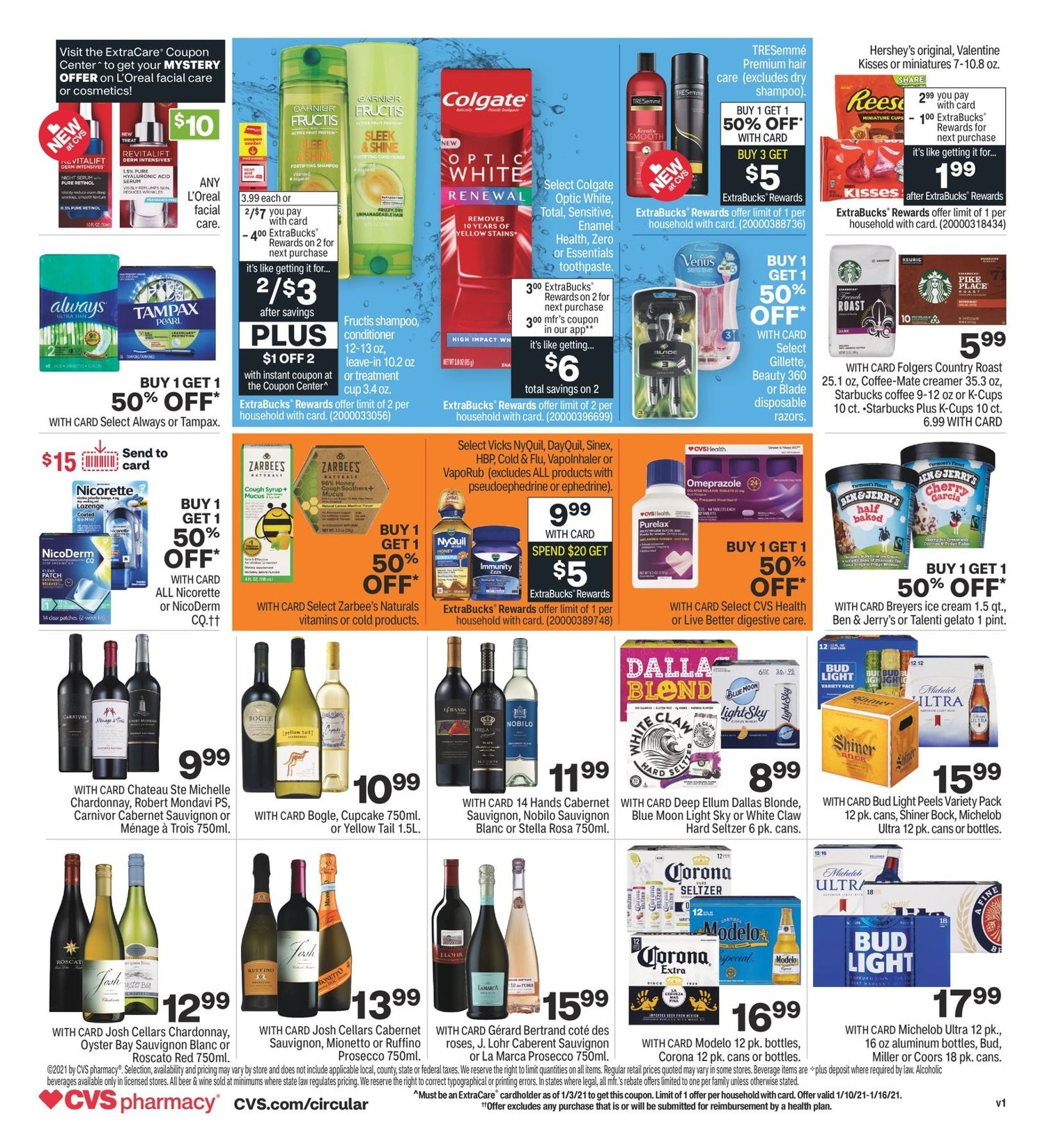 CVS Weekly January 10 - 16, 2021 Page 2