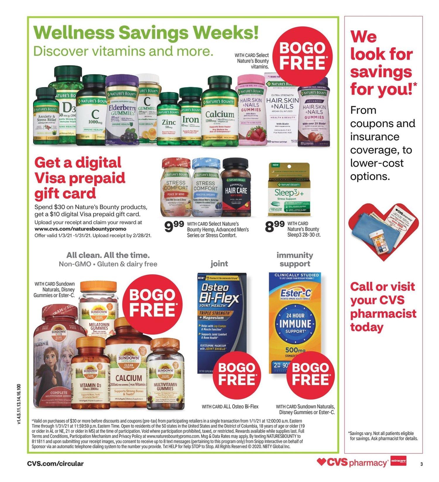 CVS Weekly January 10 - 16, 2021 Page 5