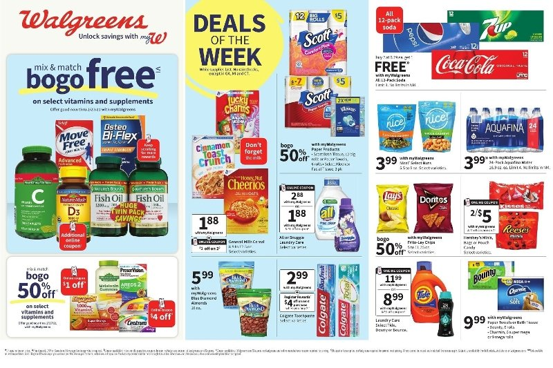 Walgreens Weekly January 10 - 16, 2021 Page 2