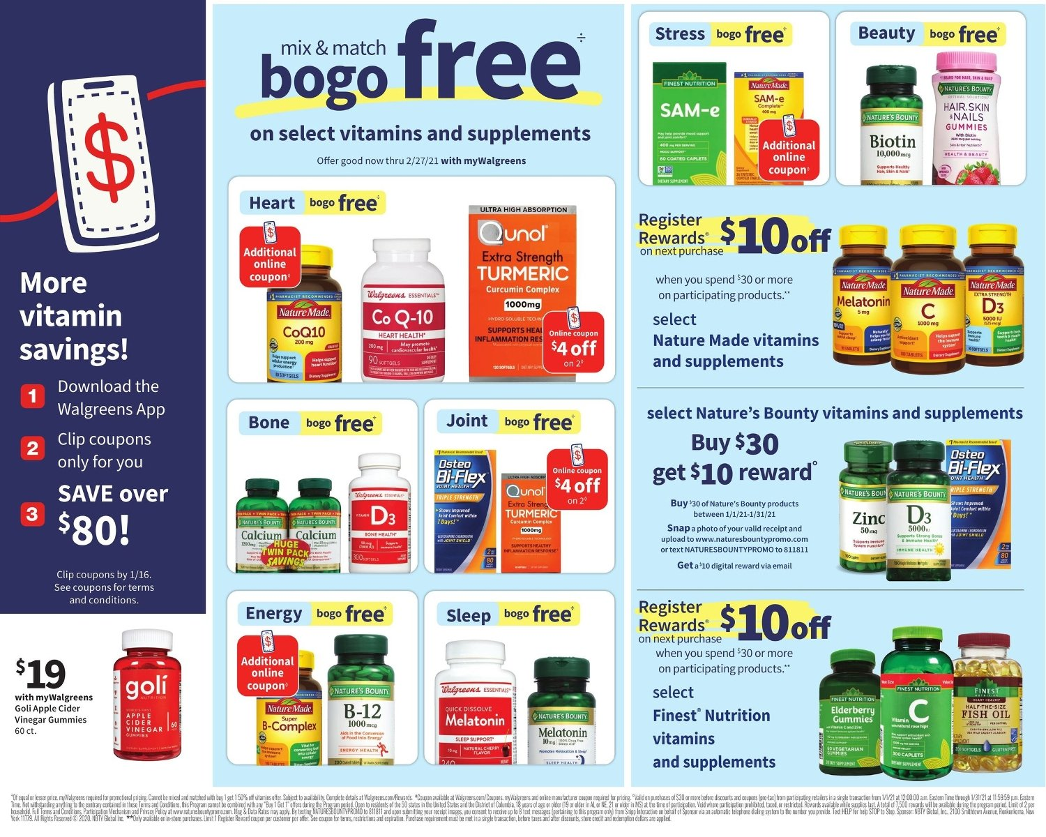 Walgreens Weekly January 10 - 16, 2021 Page 4