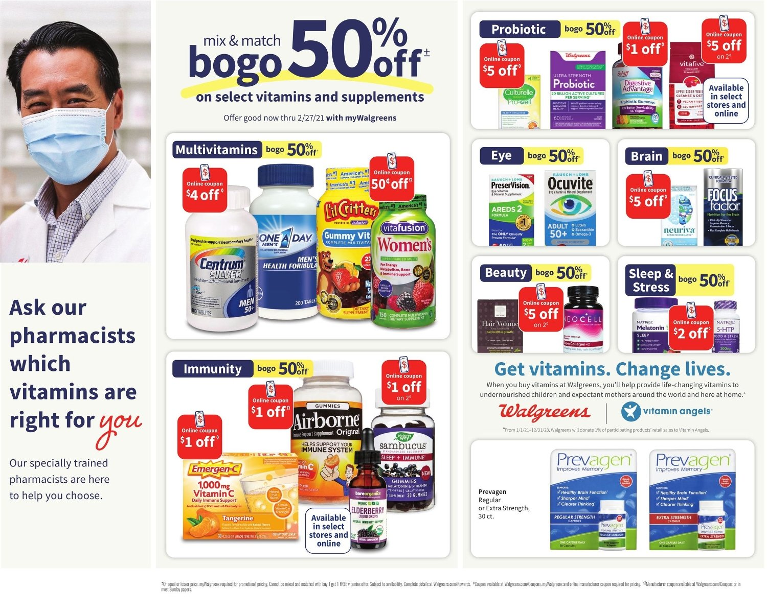 Walgreens Weekly January 10 - 16, 2021 Page 5