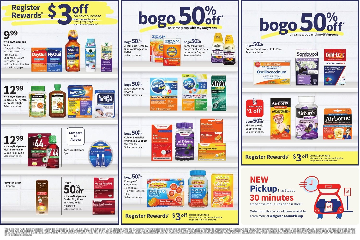 Walgreens Weekly January 10 - 16, 2021 Page 7