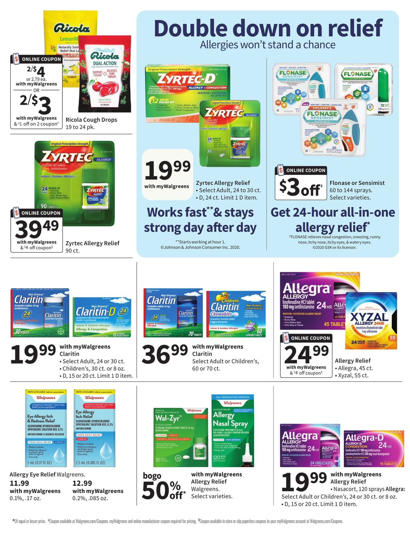 Walgreens Weekly January 10 - 16, 2021 Page 9