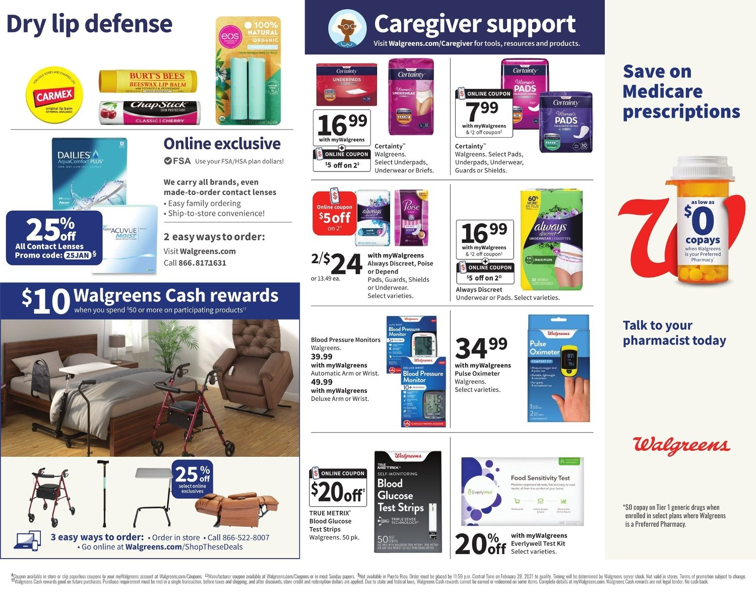 Walgreens Weekly January 10 - 16, 2021 Page 12
