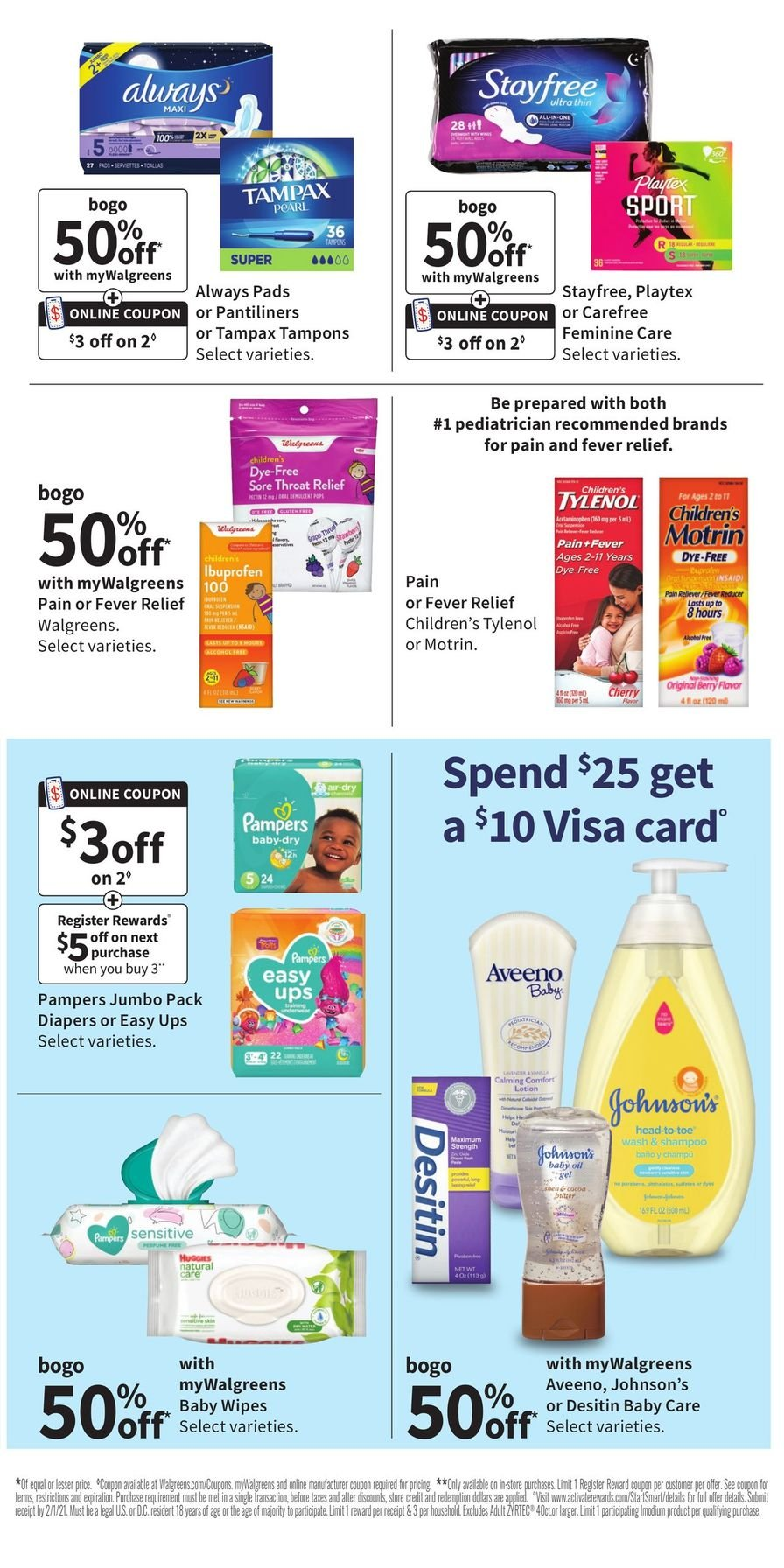 Walgreens Weekly January 10 - 16, 2021 Page 14