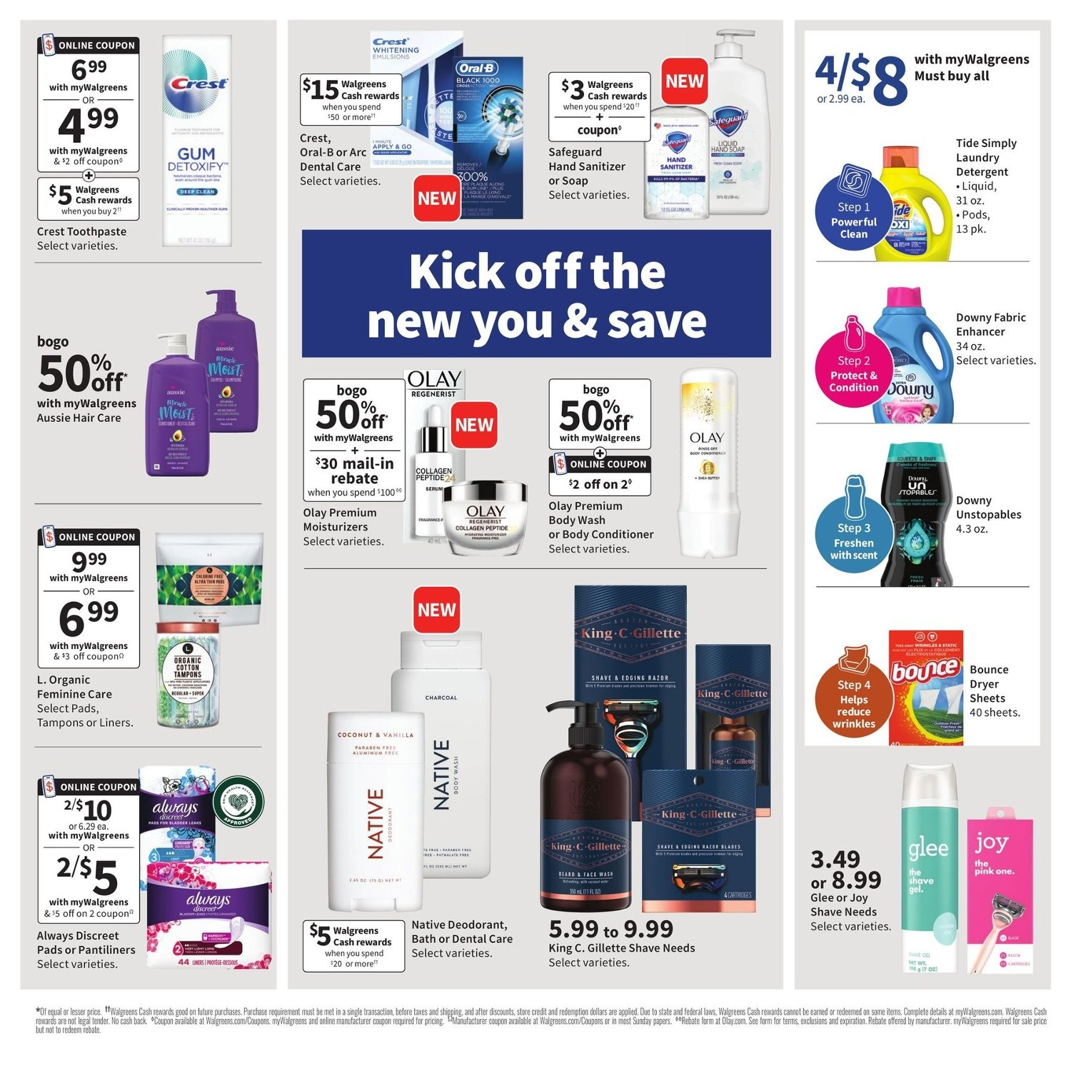 Walgreens Weekly January 10 - 16, 2021 Page 15