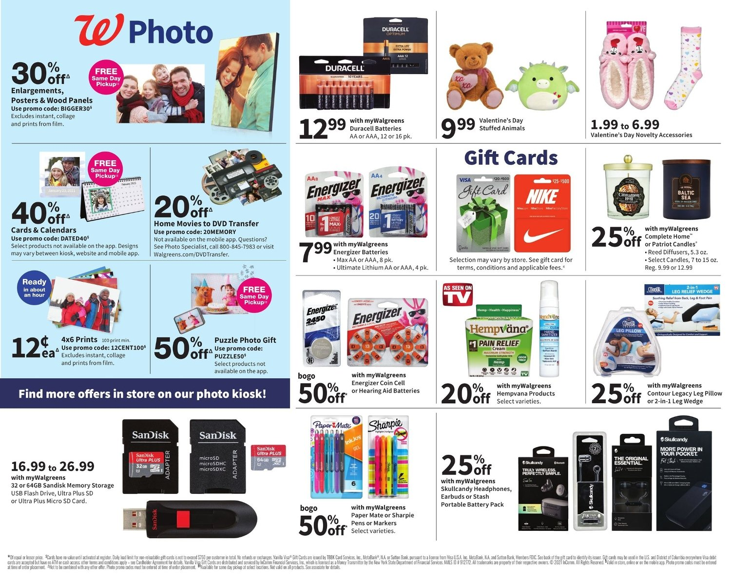 Walgreens Weekly January 10 - 16, 2021 Page 21