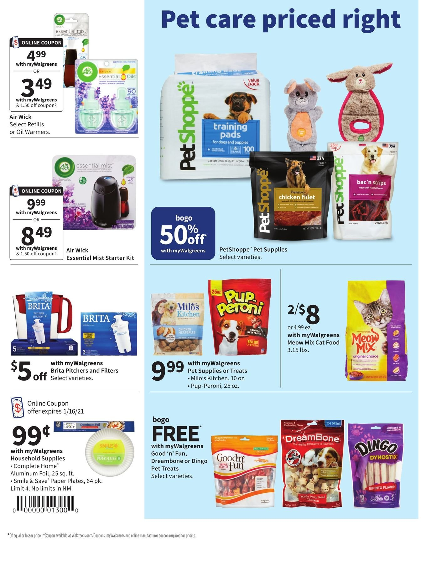 Walgreens Weekly January 10 - 16, 2021 Page 23