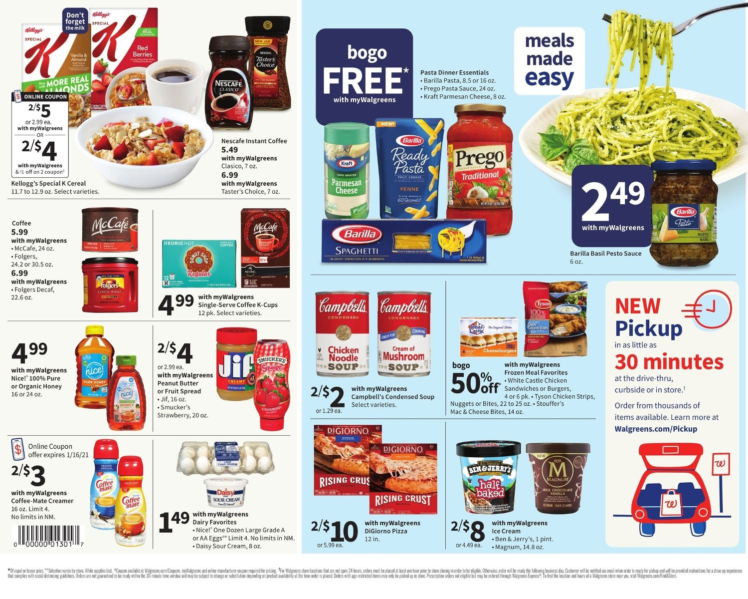 Walgreens Weekly January 10 - 16, 2021 Page 24