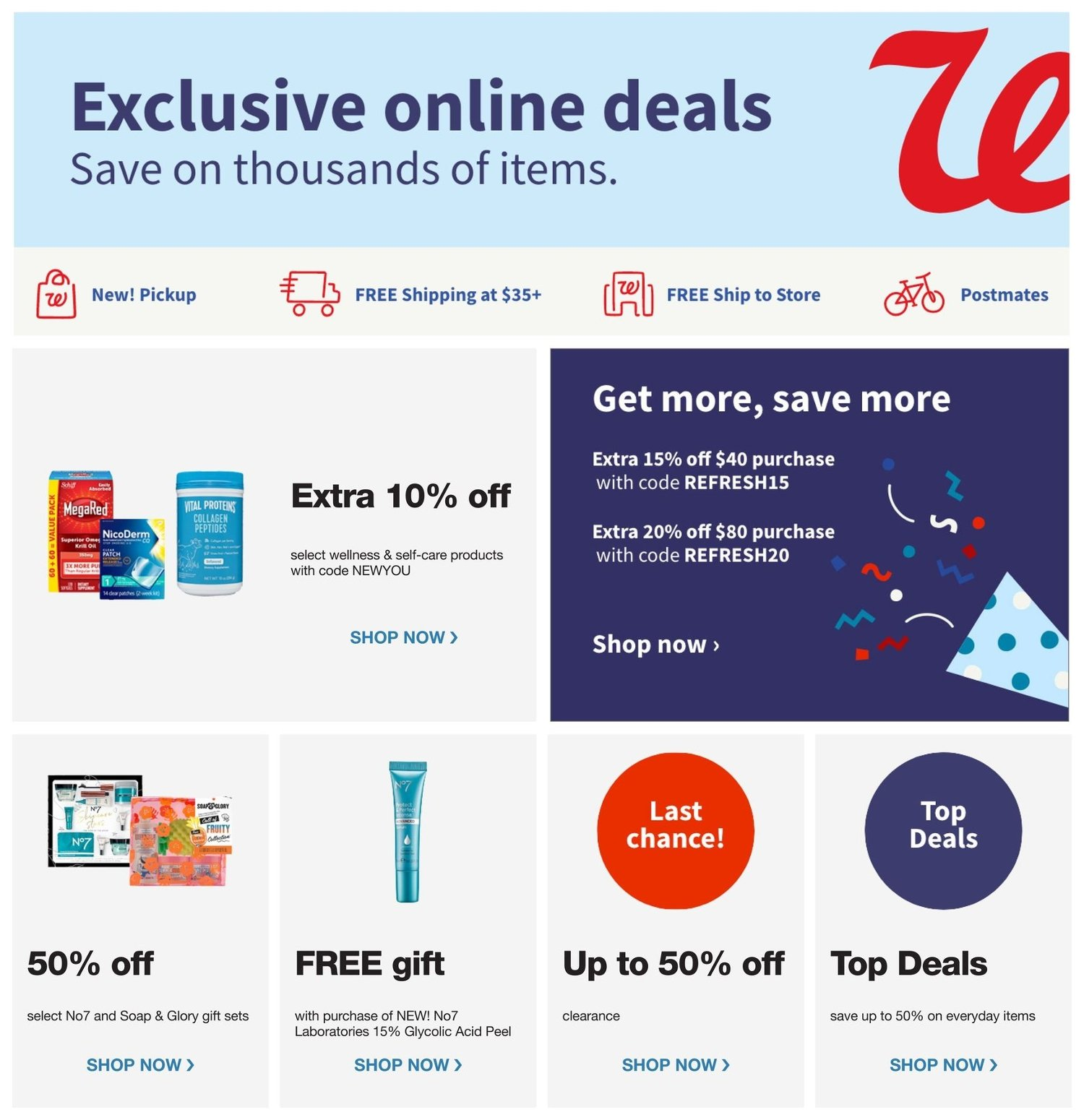Walgreens Weekly January 10 - 16, 2021 Page 29