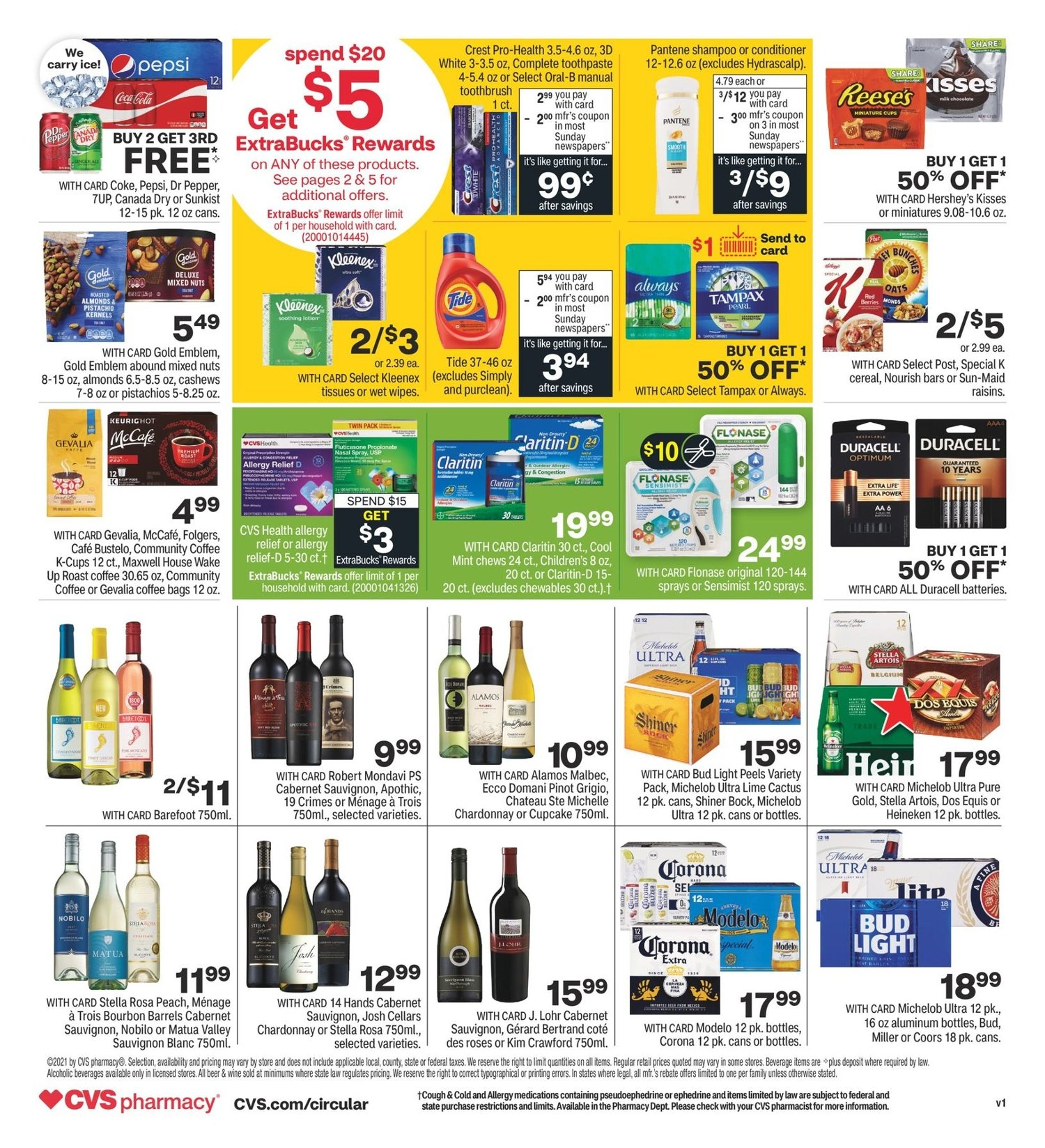 CVS Weekly February 28 - March 06, 2021 Page 2