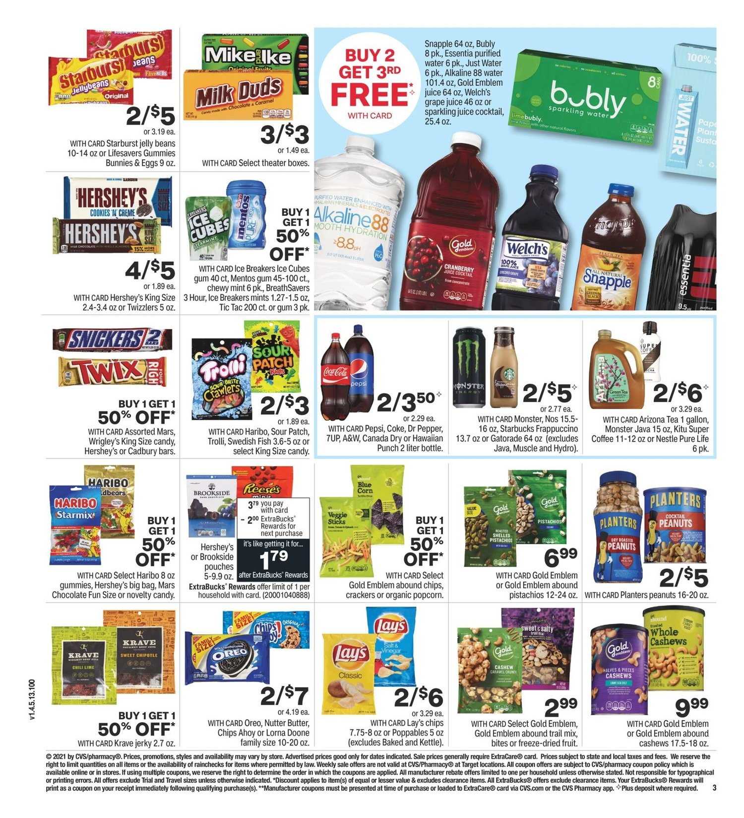 CVS Weekly February 28 - March 06, 2021 Page 5