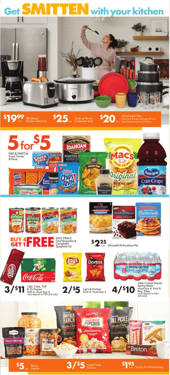 Big Lots Weekly April 10 - April 18, 2021 Page 6