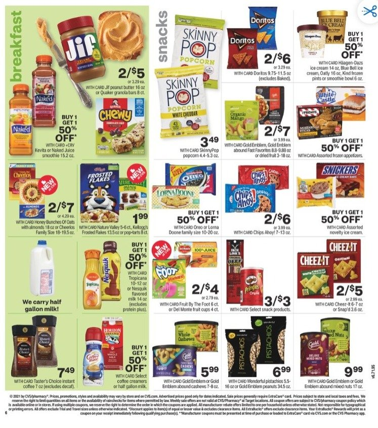 CVS Weekly July 18 - July 25, 2021 Page 12