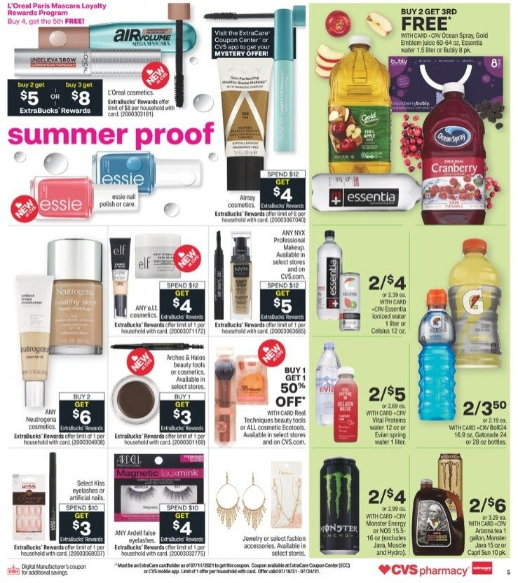 CVS Weekly July 18 - July 25, 2021 Page 10