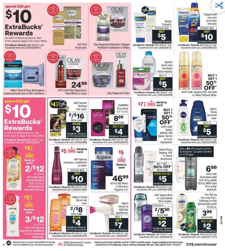 CVS Weekly July 18 - July 25, 2021 Page 8