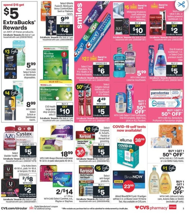 CVS Weekly July 18 - July 25, 2021 Page 6