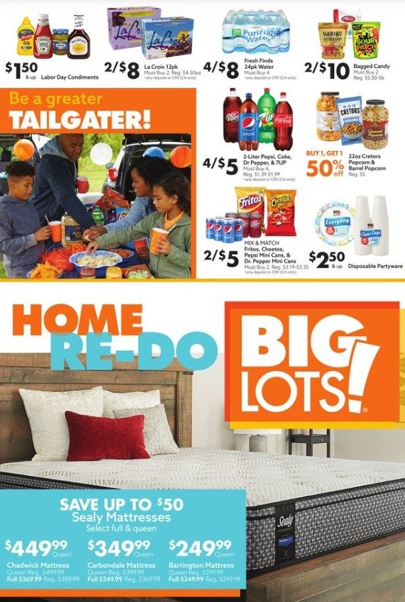 Big Lots Weekly July 24 - July 31, 2021 Page 6