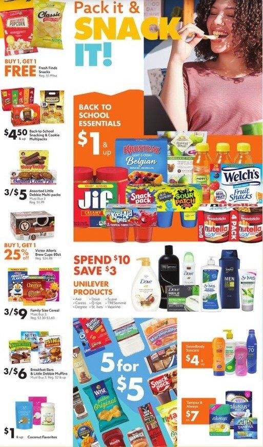 Big Lots Weekly July 24 - July 31, 2021 Page 5