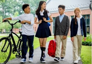 School Uniforms for Boys and Girls