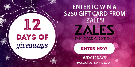 Win a gift card from Zales!, SDC12DAYS GIVEAWAY, win, contest, giveaway, gift card, win gift card, naturalhairlatina, https://naturalhairlatina.blogspot.com/