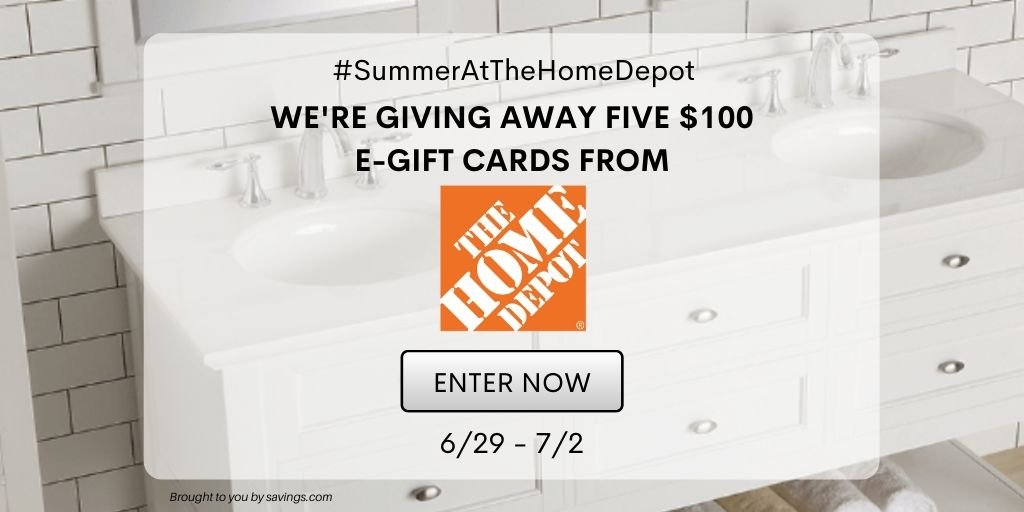 A Look at Our 2020 Garden {+ Enter to Win a $100 Home Depot Gift Card} #SUMMERATTHEHOMEDEPOT