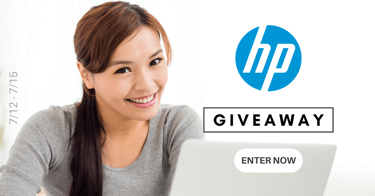 Win a $250 e-gift card to spend at HP!