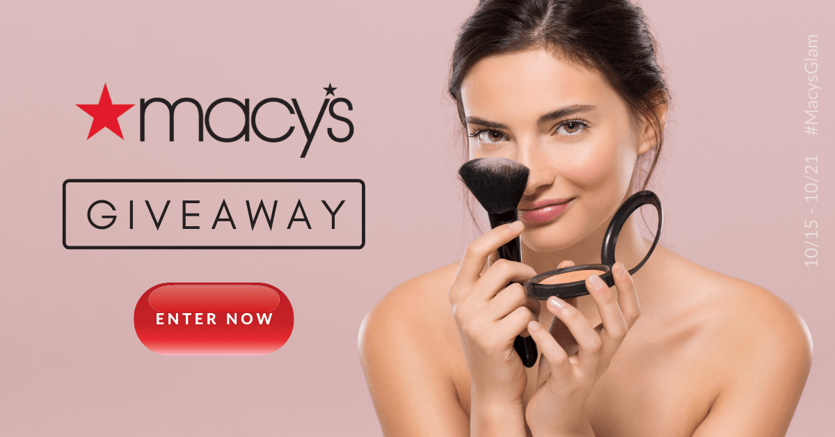 🎁Win a $100 Macy's Gift Card (ends 10/21)